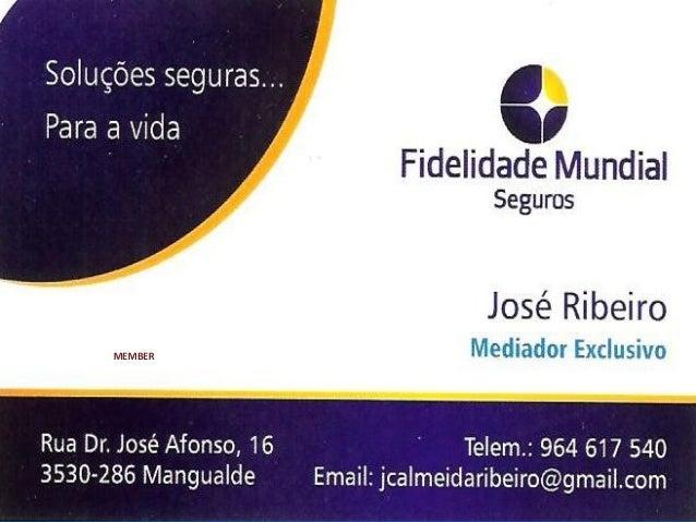 MEMBER         José Ribeiro