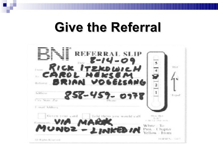 How to Triple Your Referrals in BNI using LinkedIn