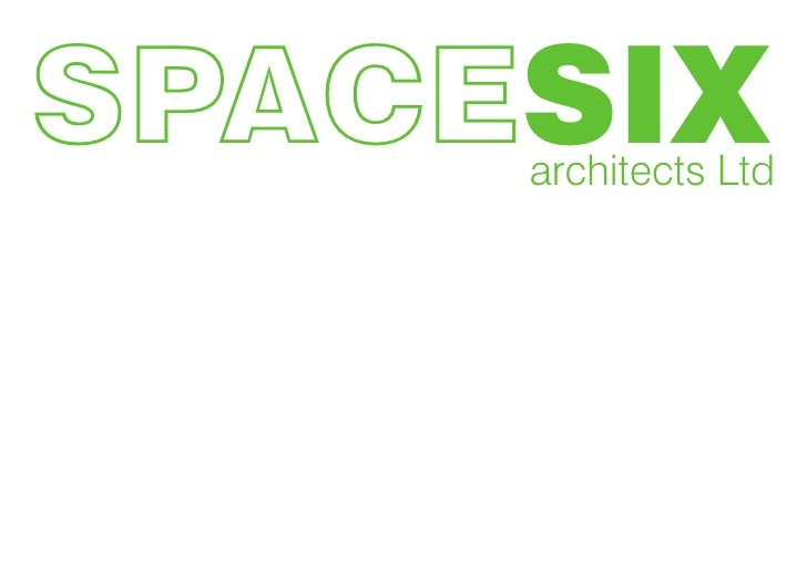 SPACESIX      architects Ltd