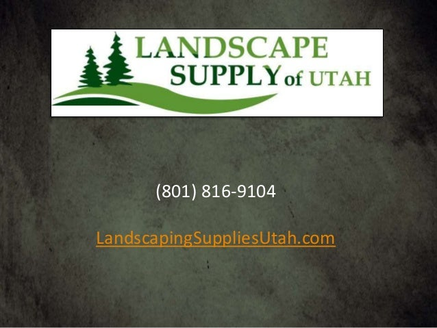 All States Landscaping, Landscape Supply of Utah, All States Lawn & Pest - All States Landscaping, Landscape Supply Of Utah, All States Lawn & P…