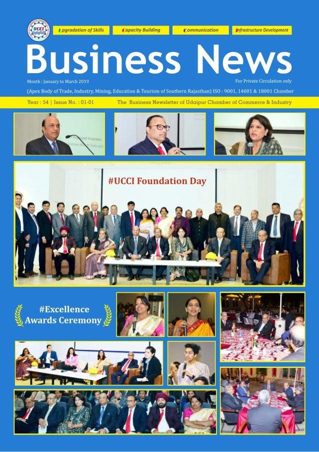 UCCI BNL (January - March 2019)