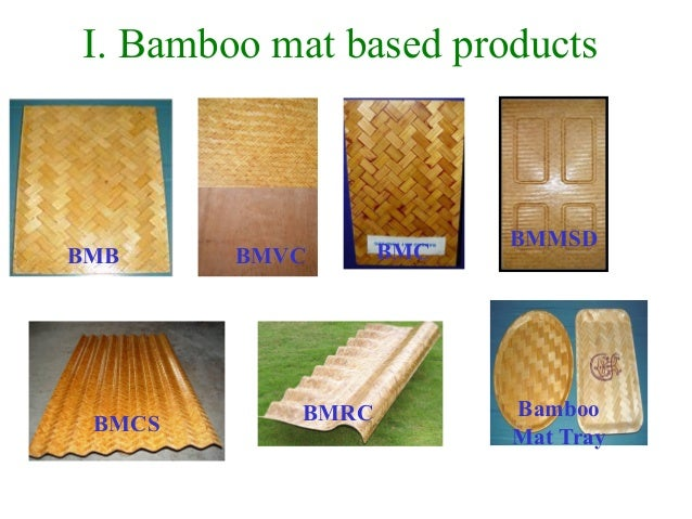 B N Mohanty_Bamboo Composite Material- the way forward