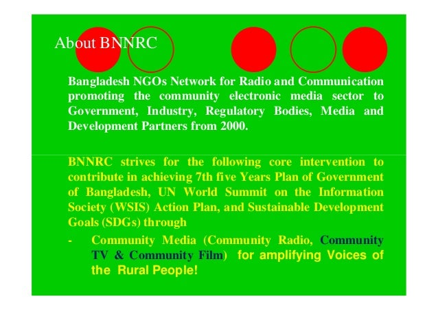 role of community radio in community Ghana community radio network, accra, ghana 638 likes ghana community radio network (gcrn) is a network of radio stations in ghana.