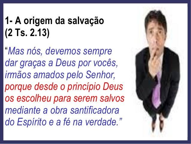 Bênçãos da salvação