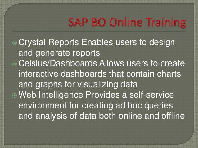 sap bo crystal reports tutorial pdf