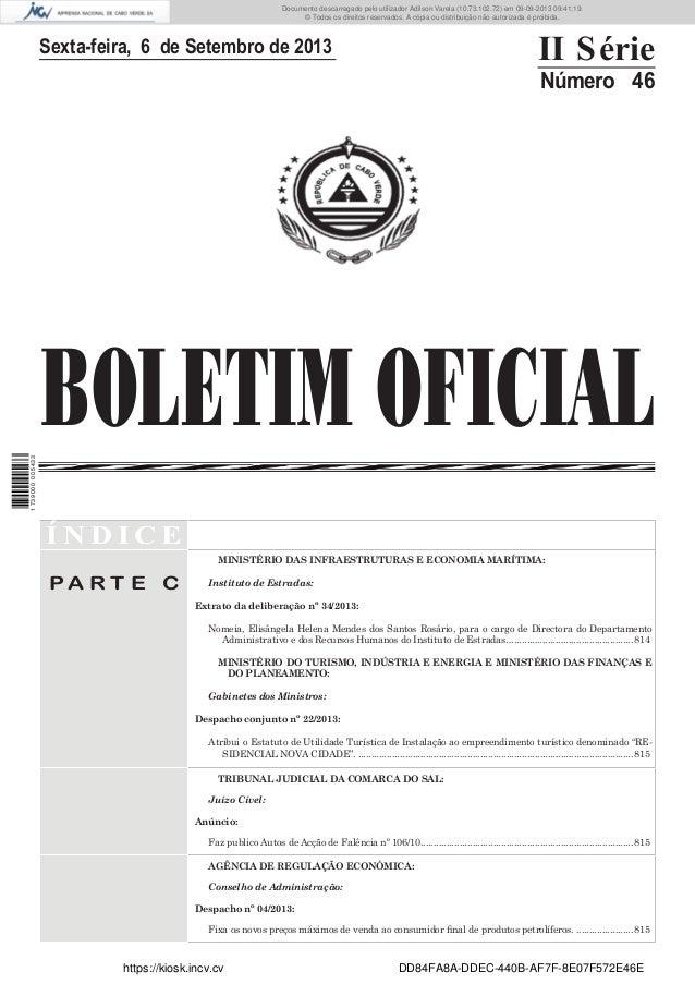 Documento descarregado pelo utilizador Adilson Varela (10.73.102.72) em 09-09-2013 09:41:19. © Todos os direitos reservado...