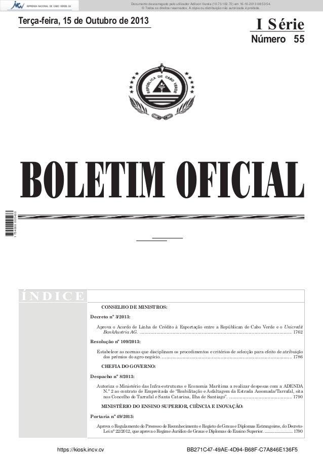 Documento descarregado pelo utilizador Adilson Varela (10.73.102.72) em 16-10-2013 08:53:54. © Todos os direitos reservado...