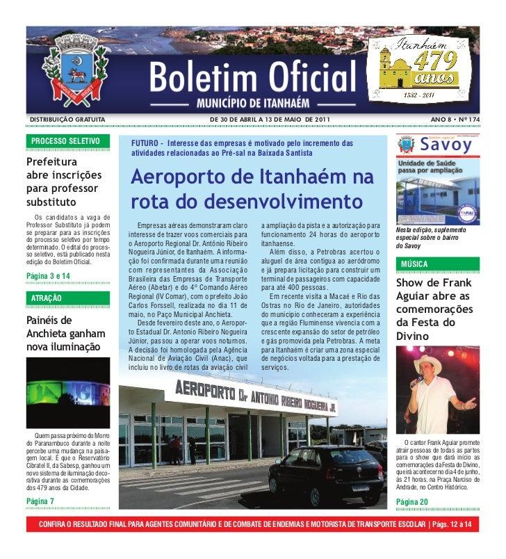 Distribuição gratuita                                          De 30 De abril a 13 De maio De 2011                        ...