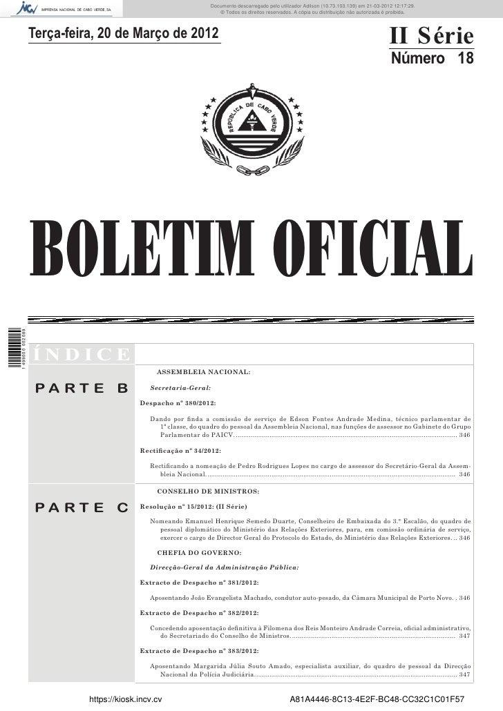 DocumentoDocumentodescarregadopeloutilizadorKatiaAna(10.73.216.200)ememem20-03-2012 10:13:12.                             ...
