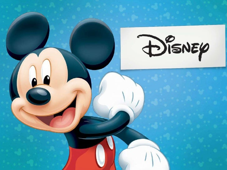 Disney - PowerPoint Conceitual