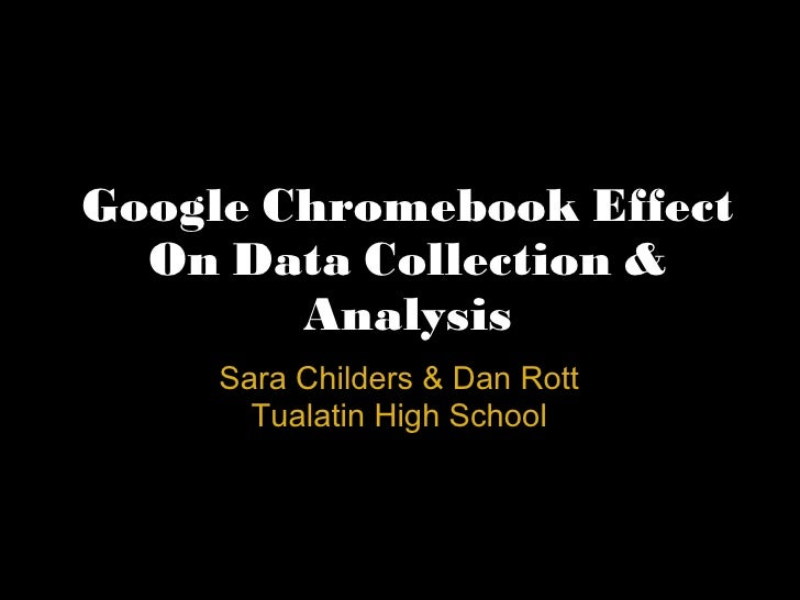 Childersrott Data Collection Analysis Board Presentation