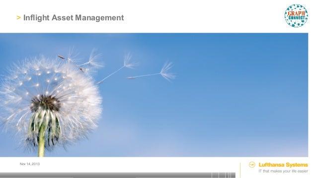 > Inflight Asset Management  Nov 14, 2013