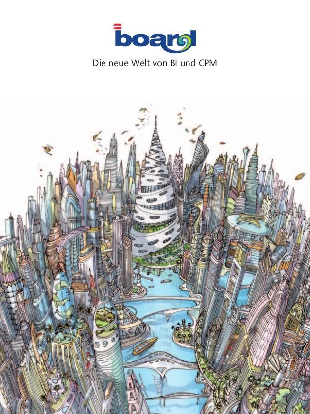 Die neue Welt von BI und CPM