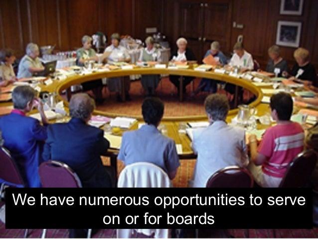 Board governance for Nonprofits Slide 3