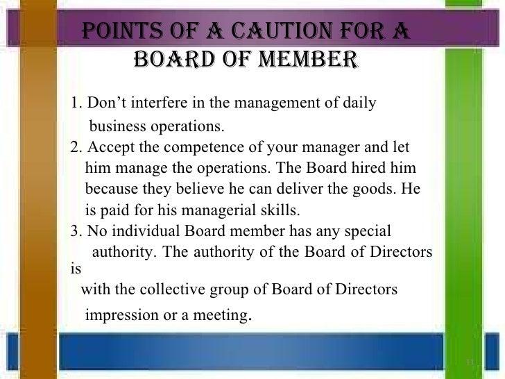 9cb68a5c04 Board – Management Relationship
