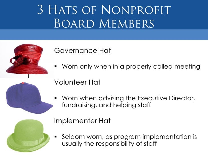 Nonprofit Board Of Directors Best Practices