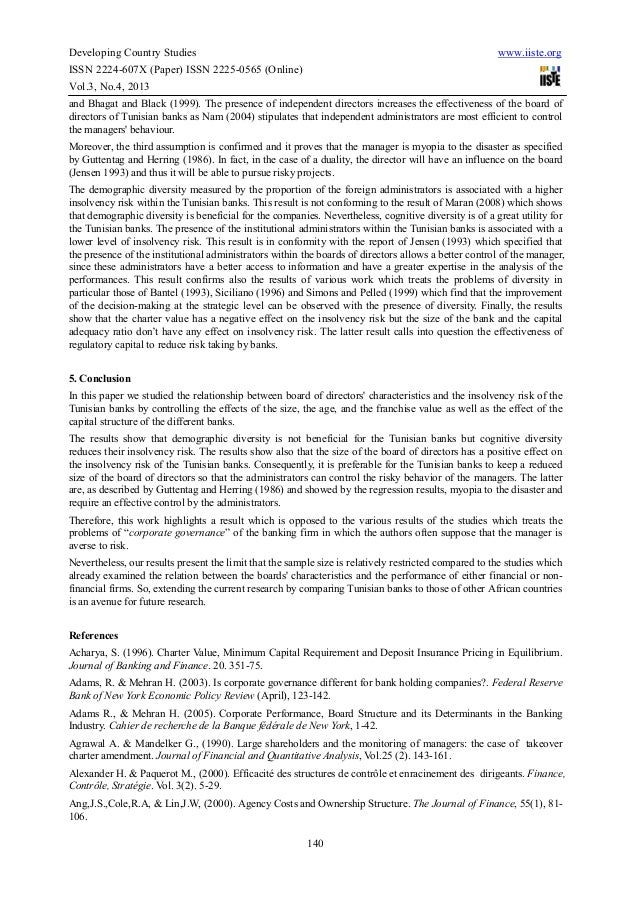 characteristics of banks Banks chinese banks have become more commercially orientated over this period, although the chinese government retains considerable influence over their activities this article examines the size and structure of the chinese banking system and the key characteristics of banking activity in china the regulatory and.