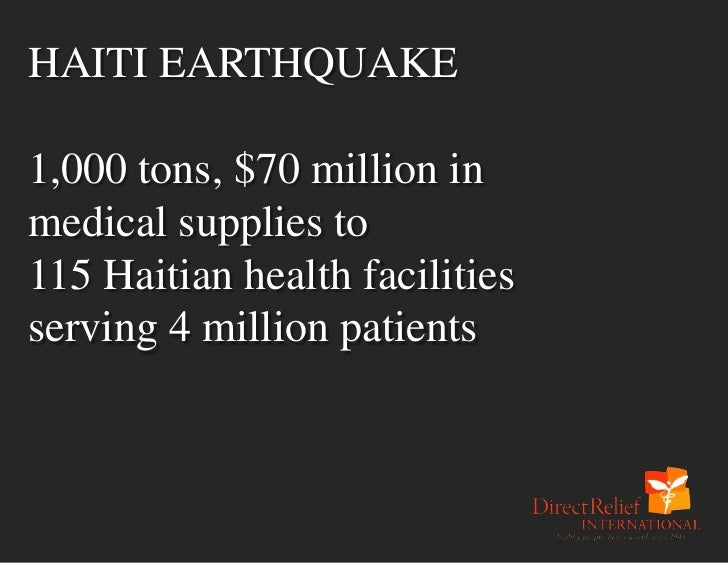 facility location in humanitarian relief