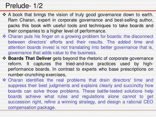 Boards that  Deliver Slide 3