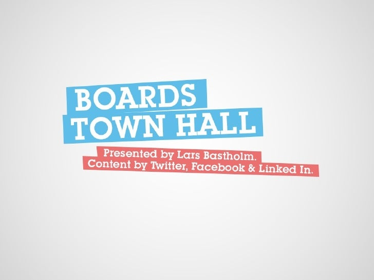 Boardtownhall Final