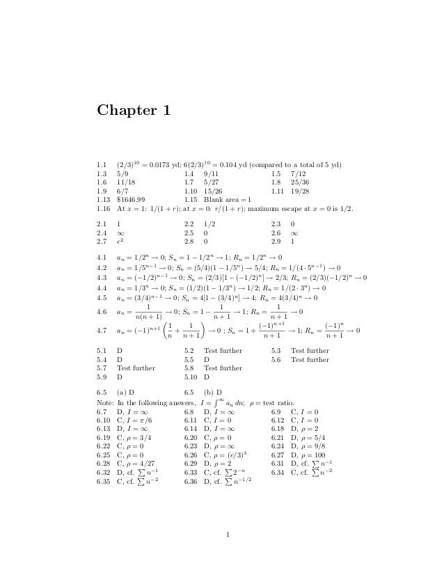 Chapter 6 solution manual south Research paper Example