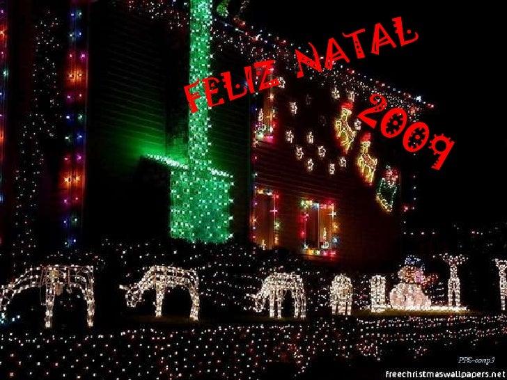 FELIZ  NATAL<br />2009<br />