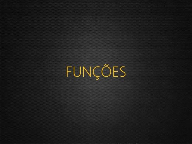 Funções • Menos é mais! • Extraia trechos em métodos privados. • Lembre-se dos nomes significativos • Vá direto ao ponto.