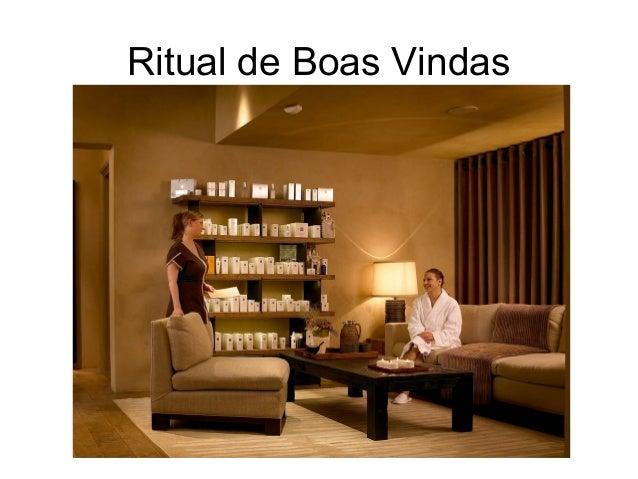 Ritual de Boas Vindas