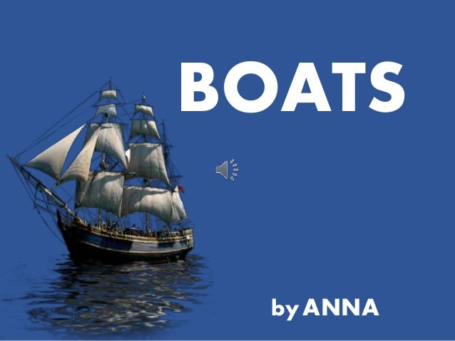 BOATS by ANNA