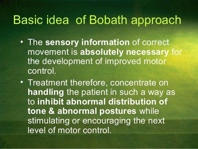 Bobath Approaches
