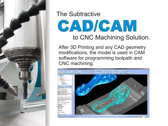 Cad Cam Rapid Prototyping 3d Printing