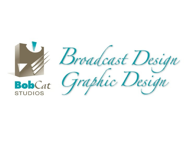BobCat Studios Media Portfolio