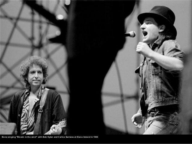 846d60a743a ... Bob Dylan and Carlos Santana at Slane Ireland in 1984  40.