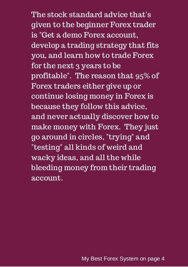 Forex binary trading tips
