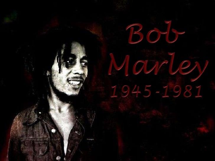 Bob <br />Marley<br />1945-1981<br />