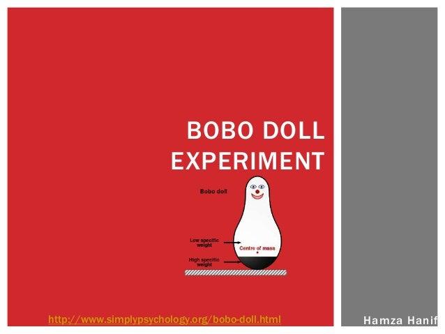 Bandura Bobo Doll study.pdf - l Bandura et al the core ...