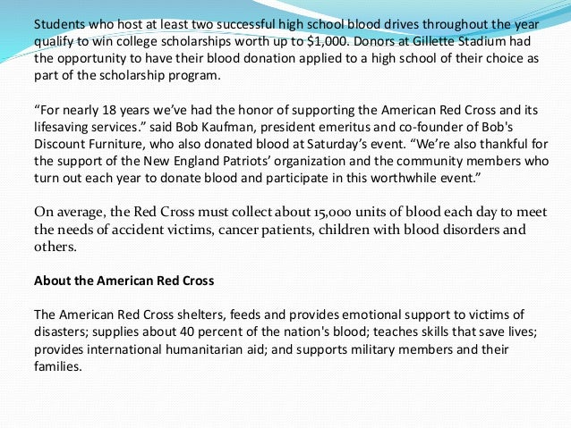 Bob S Discount Furniture And The American Red Cross Team Up