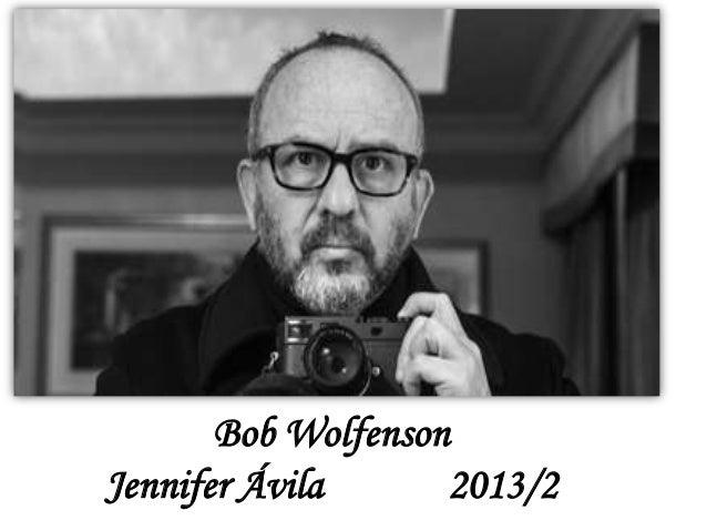 Bob Wolfenson Jennifer Ávila 2013/2