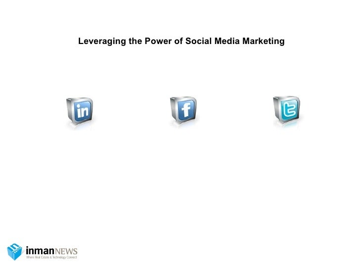 Leveraging the Power of Social Media Marketing