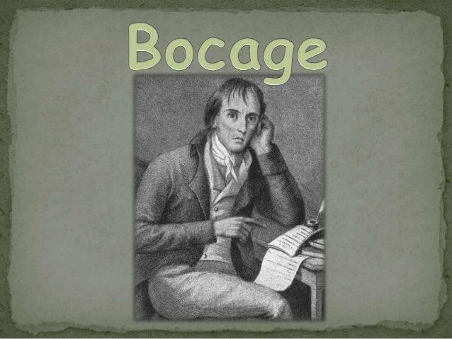  O famoso poeta português do século XVIII, nasceu em 15 de Setembro de 1765 na cidade de Setúbal.  Ele foi um poeta árca...
