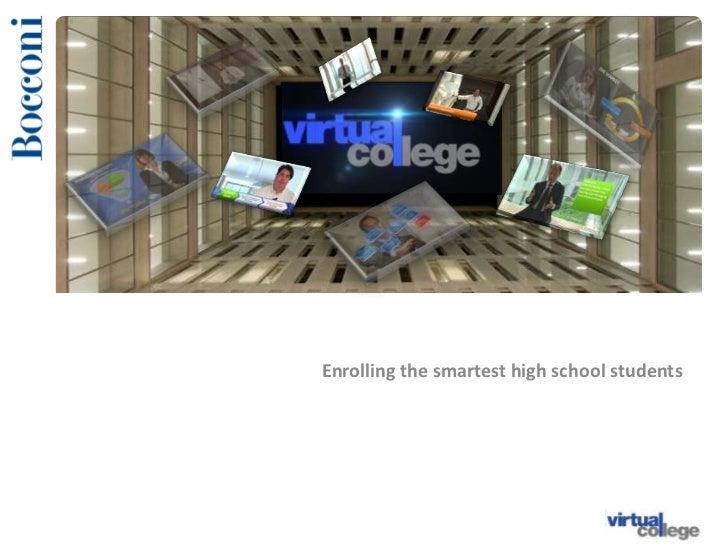 Bocconi Virtual College presentation