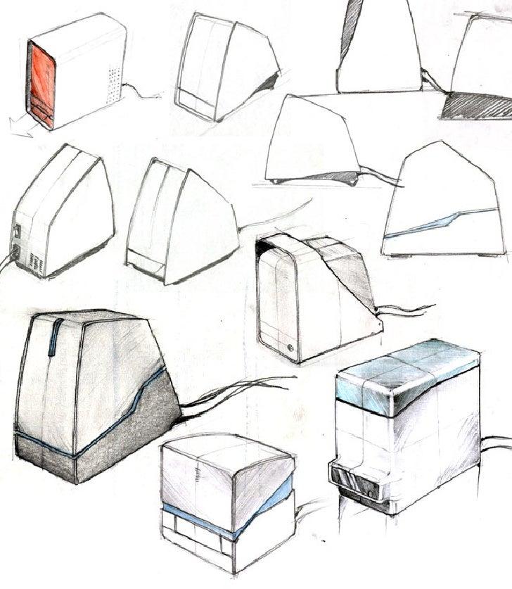Bocetos con retícula