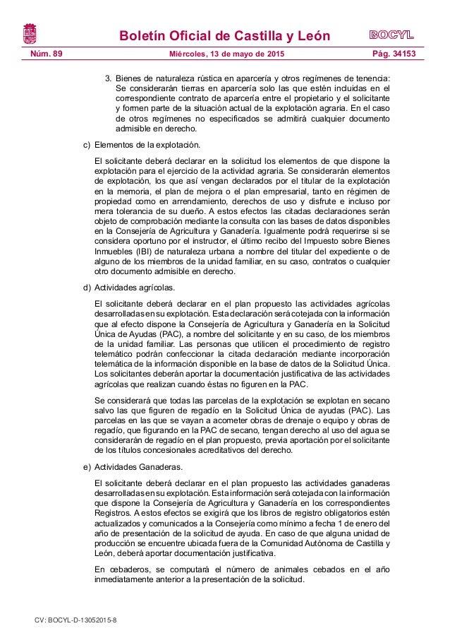 Ayudas cofinanciadas por el fondo europeo agr cola de for Como declarar una piscina en el catastro