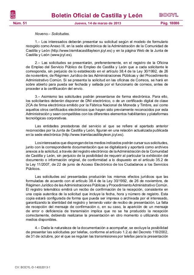 Programa personal de integraci n y empleo pie bocyl d for Oficina de empleo de castilla y leon