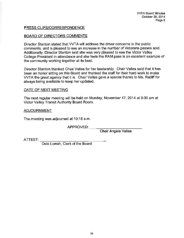 vvta board of directors meeting agenda november 17 2014. Black Bedroom Furniture Sets. Home Design Ideas
