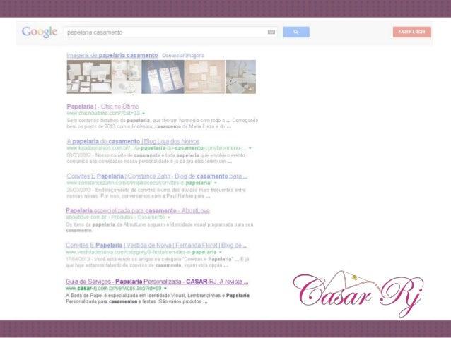 Posicionamento » Ser conhecida como uma empresa de Identidade Visual, Lembrancinhas e Papelaria personalizada para casamen...