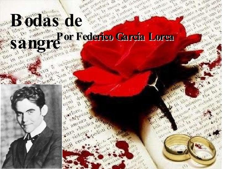 """Résultat de recherche d'images pour """"las bodas de sangre"""""""
