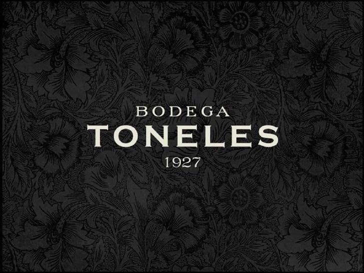 Bodega Los Toneles Premium Portfolio