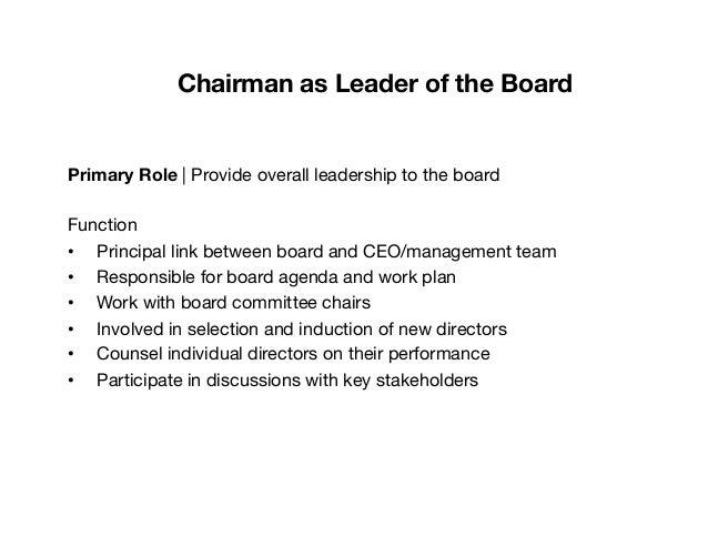 Managing A Nonprofit Board Of Directors