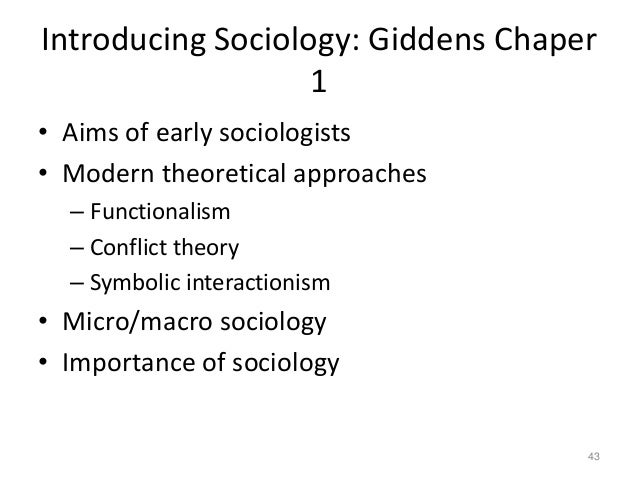 Chapter 1. An Introduction to Sociology – Introduction to ...